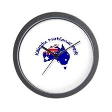 Kakadu National Park, Austral Wall Clock