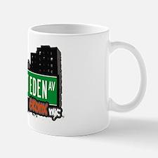 W Mount Eden Av, Bronx, NYC Mug