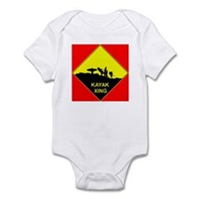 Kayak Xing Infant Creeper