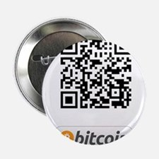 """Bitcoin Accepted Here 2.25"""" Button (10 pack)"""