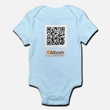 Bitcoin Accepted Here Body Suit