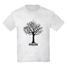 TREE hugger (black) T-Shirt