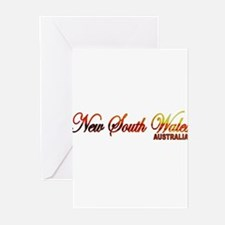 New South Wales, Australia Greeting Cards (Package