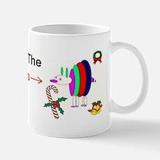 Christmas Bug Mug