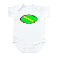 Framed NIRTOX Dive Flag Infant Bodysuit