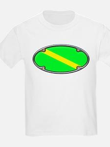 Framed NIRTOX Dive Flag T-Shirt