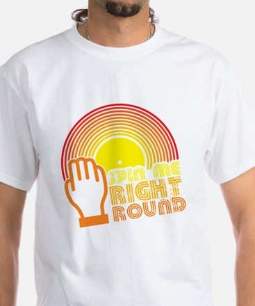 Spin Me Right Round T-Shirt