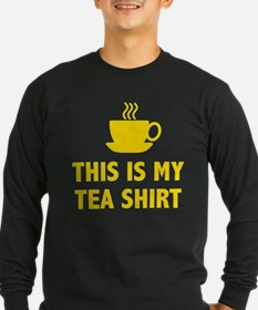 This Is My Tea Shirt T