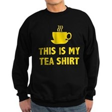 This Is My Tea Shirt Jumper Sweater