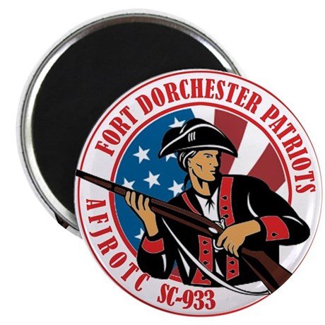Fort Dorchester Magnets