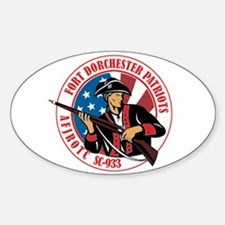 Fort Dorchester Decal