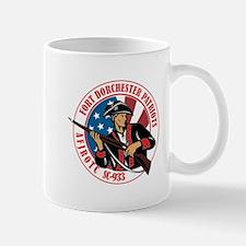Fort Dorchester Mugs
