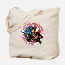 Fort Dorchester Tote Bag