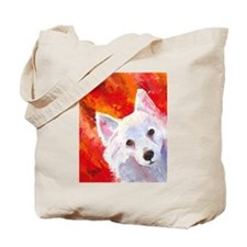 Eskie #1 Tote Bag