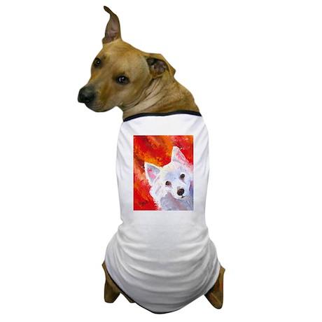 Eskie #1 Dog T-Shirt