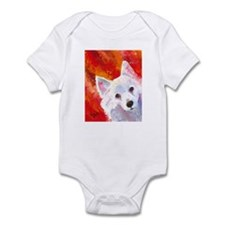 Eskie #1 Infant Bodysuit