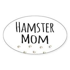 Hamster Mom Decal