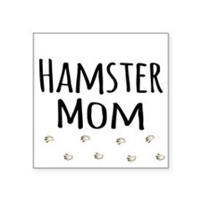 Hamster Mom Sticker