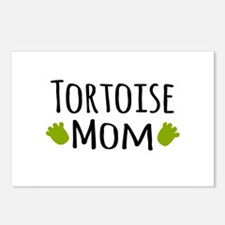 Tortoise Mom Postcards (Package of 8)