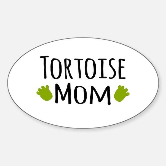 Tortoise Mom Decal