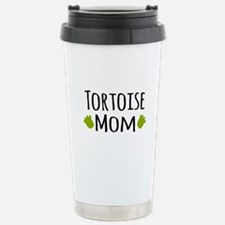 Tortoise Mom Travel Mug
