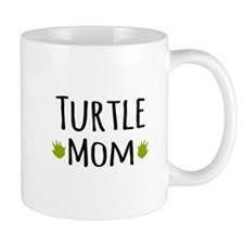 Turtle Mom Mugs