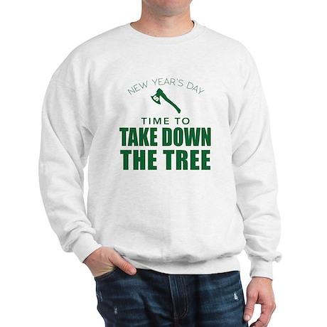 MSU Rose Bowl Green Ax Sweatshirt