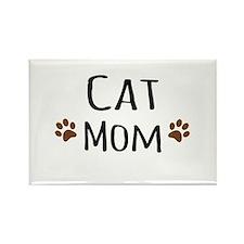 Cat Mom Magnets