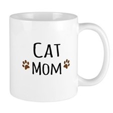 Cat Mom Mugs
