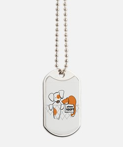 Adopt Pets Patch Rusty Dog Tags