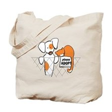 Adopt Pets Patch Rusty Tote Bag