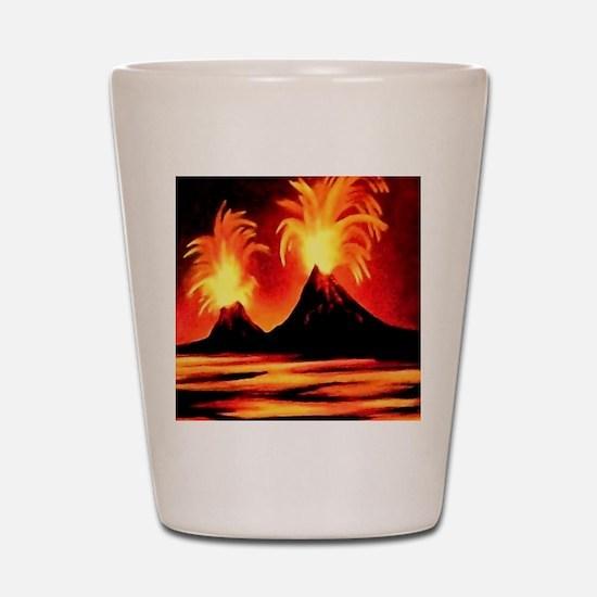 Nature-Beauty Extreme (2)SQ.jpg Shot Glass