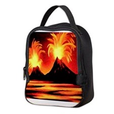 Nature-Beauty Extreme (2)SQ.jpg Neoprene Lunch Bag