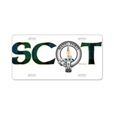 MacKay Clan Aluminum License Plate