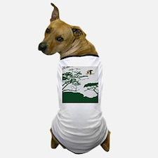 Flying Eagle Dog T-Shirt