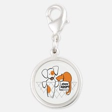 Adopt Pets Patch Rusty Charms
