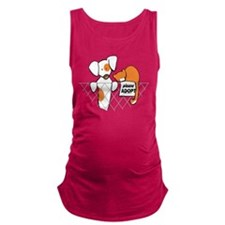 Adopt Pets Patch Rusty Maternity Tank Top