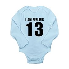 I am feeling 13 Baby Outfits