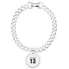 I am feeling 13 Bracelet