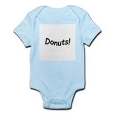 crazy donuts Body Suit