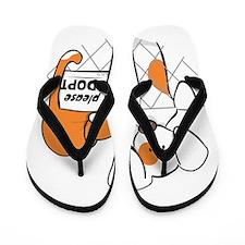 Adopt Pets Patch Rusty W Flip Flops