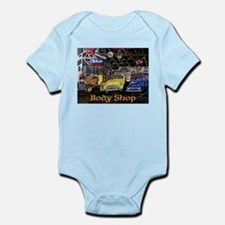 Classic Car Body Shop Calender Body Suit