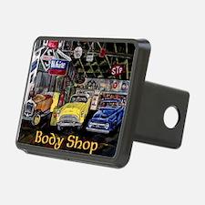 Classic Car Body Shop Calender Hitch Cover