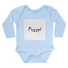crazy fuzzy Body Suit