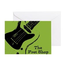 The Fret Shop Music Calender Greeting Cards
