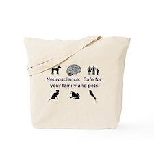 Safe Neuroscience Tote Bag