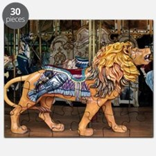 Photo of Carousel Lion Puzzle
