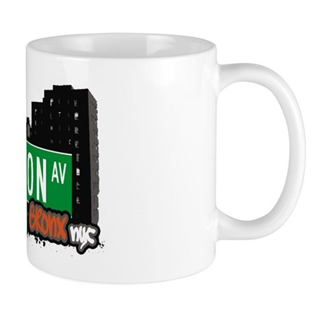 Walton Av, Bronx, NYC Mug