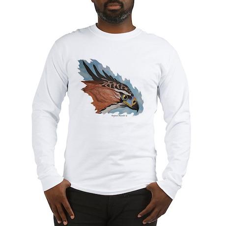 Crested Eagle Long Sleeve T-Shirt