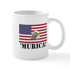 Murica Eagle Mug